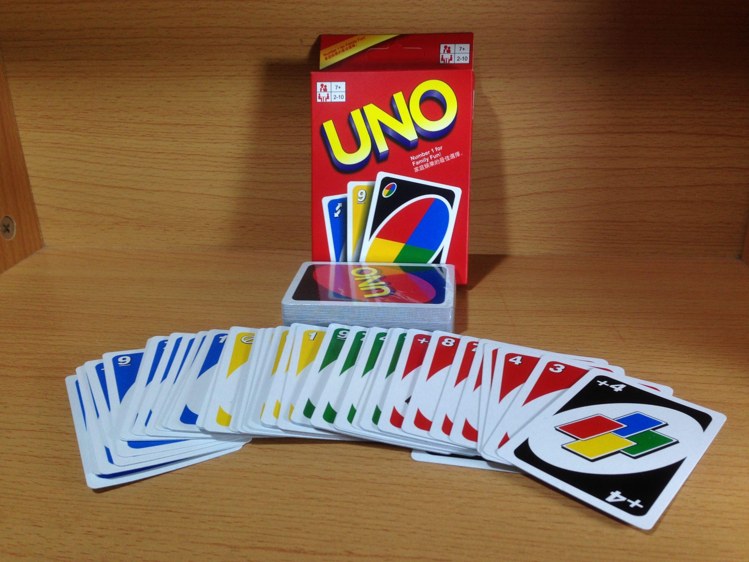 เกมไพ่ Uno